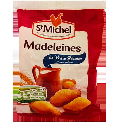 Desserts_Madeleines