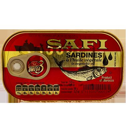 Sardines-Safi