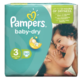 Pampers Baby Dry Cp S3 X30