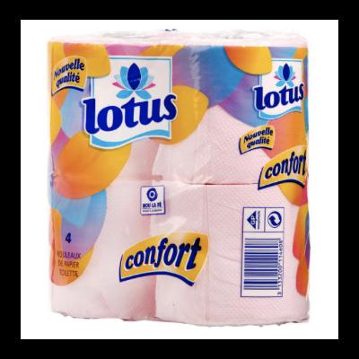 Papier Toilette Lotus 4rlx