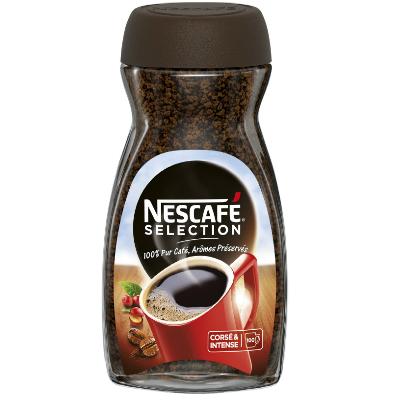 Café instantané corsé & intense NESCAFE